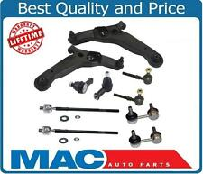 03-06 Mitsubishi Outlander Inner and Outer Control Arms Tie Rods Sway Bar Links