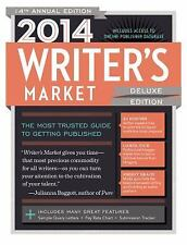 2014 Writer's Market by Robert Lee Brewer (2013, Paperback, Deluxe)