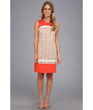 ANNE KLEIN DRESS/NEW WITH TAG/RETAIL$149/SIZE14/KNEE LENGTH/LIEND/MACYS DRESS