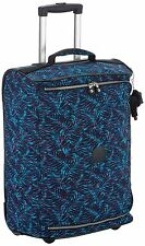 Kipling Teagan Cabin Sized 2 Wheeled Trolley Suitcase, 50 cm, Jungle Pr