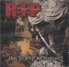 R:I:P – ...Out To R:I:P All Nations!!! , CD, Death Metal