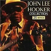 John Lee Hooker COLLECTION 1993 25 Tracks CD  FREE P&P