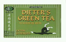2 BOXES DIETER'S GREEN TEA WEIGHT LOSS DIET SLIMMING DRINK (EXTRA STRENGTH)