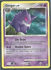 GENGAR 27/130 - DIAMOND & PEARL Pokemon Card - RARE - MINT