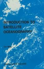 Remote Sensing of Earth Resources and Environment: Introduction to Satellite...