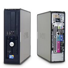 Dell Optiplex 780 SFF PC Intel Core2 Duo E8600 3.33GHz 4GB 160GB DVD-Rom WIN 7