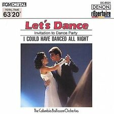 Let's Dance, Vol. 1: Invitation to Dance Party by Columbia Ballroom Orchestra...