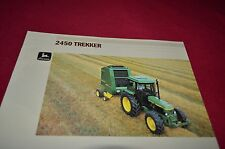 John Deere 2450 Tractor Dealers Brochure AMIL11 In Dutch