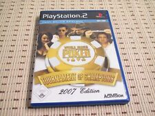 World Series Of Poker 2007 Edition WSOP 07 für Playstation 2 PS2 PS 2 *OVP*