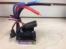 HobbyKing 100A Brushless Car ESC Fits Traxxas 1/10 E Revo Slash
