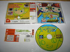 Pop'n Music 3 Append Disc Sega Dreamcast DC Japan import + spine