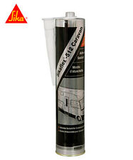 Sikaflex 512 Caravan Adhesive Sealant WHITE Bonding Tube 310ml Motorhome 05/17