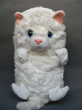 "Jay At Play Hideaway Pets Persian Kitten 15"" Foldable Stuffed Animal Plush Toy"