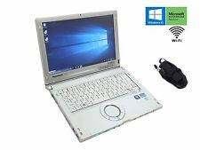Panasonic ToughBook CF-C1 Tablet PC Core i5 2nd Gen 2.5GHz 320GB 4GB Windows 10