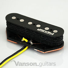 NEW Wilkinson WVOB Alnico V Polepiece Bridge Pickup for Tele® Broadcaster®* type