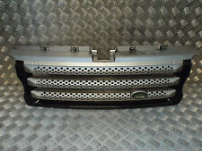 Range Rover Sport GRILL IN BLACK & SILVER to fit 2005-2009