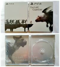 Steelbook The Last Guardian PS4 / G2 / rare / neuf