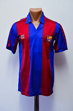 BARCELONA 1984/1985/1986/1987/1988 HOME FOOTBALL SHIRT JERSEY CAMISETA MEYBA