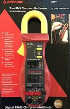 Amprobe ACD-14 TRMS-PLUS Dual Display Digital Clamp Multimeter