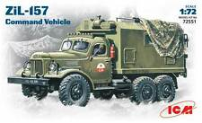 ICM 1/72 ZiL-157 Command Vehicle # 72551