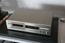 Onkyo Tape Recorder TA 6211 Tapedeck in Silber / Champagner - Top Zustand
