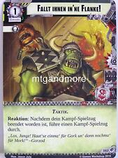Warhammer 40000 Conquest LCG - Fallt ihnen in'ne Flanke! #082 - Das Lauern in de