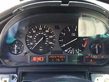 BMW OEM E39 528I INSTRUMENT METER ODOMETER GEARBOX METER SPEEDOMETER CLUSTER