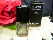 CHANEL Le Vernis *GRAPHITE 529 NAIL POLISH NEW BOX - NEW/BOXED