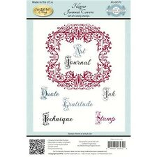 Justrite Papercraft Stampers Cling Stamp Set - 064525