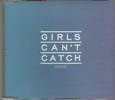 (CF601) Girls Can't Catch, Echo - 2010 DJ CD