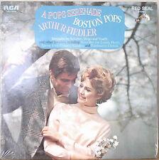 ARTHUR FIEDLER/BOSTON POPS: A Pops Serenade-SEALED1969LP