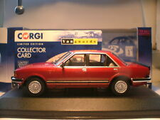 SUPERB NEW VANGUARDS 1/43 1983 FORD GRANADA 2.8 GHIA MK2 RIGHT HAND DRIVE NLA