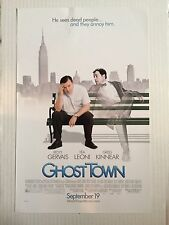 GHOST TOWN 11x17 PROMO MOVIE POSTER
