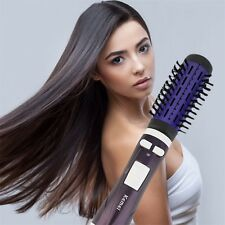 Professional 2 in 1 Electric Auto Rotating Hair Dry Styling Comb Brush Hot HPN