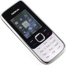 NUOVO Nokia 2730c Classic 3g WCDMA Sbloccato Telefono Cellulare-Nero & Rosso