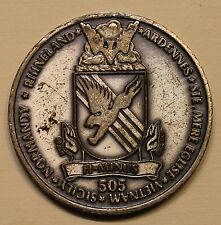 82nd Airborne 505th Infantry Op URGENT FURY Grenada ser#550 Army Challenge Coin
