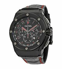 TW Steel CEO Tech Black Dial Mens Watch CE4008