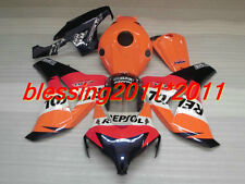 Fairing For Honda CBR1000RR 2008-2011 2010 09 ABS Plastic Injection Mold Set B43