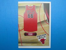 2014-15 Panini NBA Sticker Collection N. 71 Road Jersey Chicago Bulls