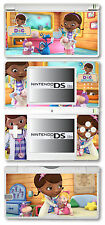 Disney Doc McStuffins Vinyl Skin Sticker for Nintendo DS Lite