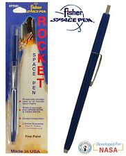 Fisher Space Pen #SPR81 / Blue Rocket Pen / Blue Ink