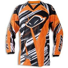 Maillot UFO  MX 21 Orange Taille M  Size M   Ref MG04340FM