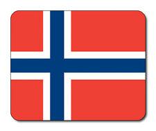 Alfombrilla Ratón Bandera Noruega-Banderas