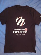 Canotta Olimpia EA7 Brooks Armani Milano Basket Camiseta Euroleague FIBA