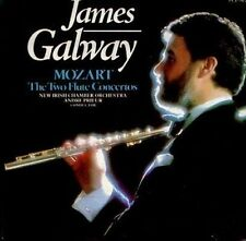 James Galway / Mozart - The Two Flute Concertos - MINT