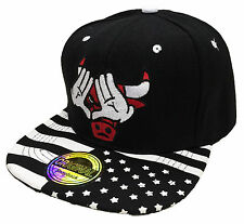 Snapback cap usa casquette Basecap Casquette Hip-hop cool trucker Bull style Cappy