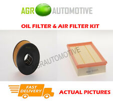 DIESEL SERVICE KIT OIL AIR FILTER FOR FORD TRANSIT TOURNEO 2.0 125 BHP 2002-06