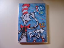 THE CAT IN THE HAT KNOW A LOT ABOUT THATDVD - NEW AND SEALED IN ORIGINAL PACKAGE