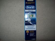 2 x Oral B 3D White Toothbrush Heads........brand new & sealed