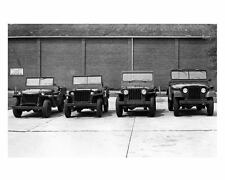 1940 1945 1950 1964 Willys Military Jeep MA MB M38 M38A1 Photo Poster zc5818-1NN